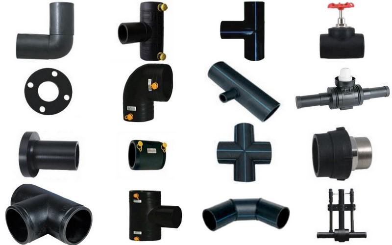 Phụ kiện HDPE - Ống nhựa